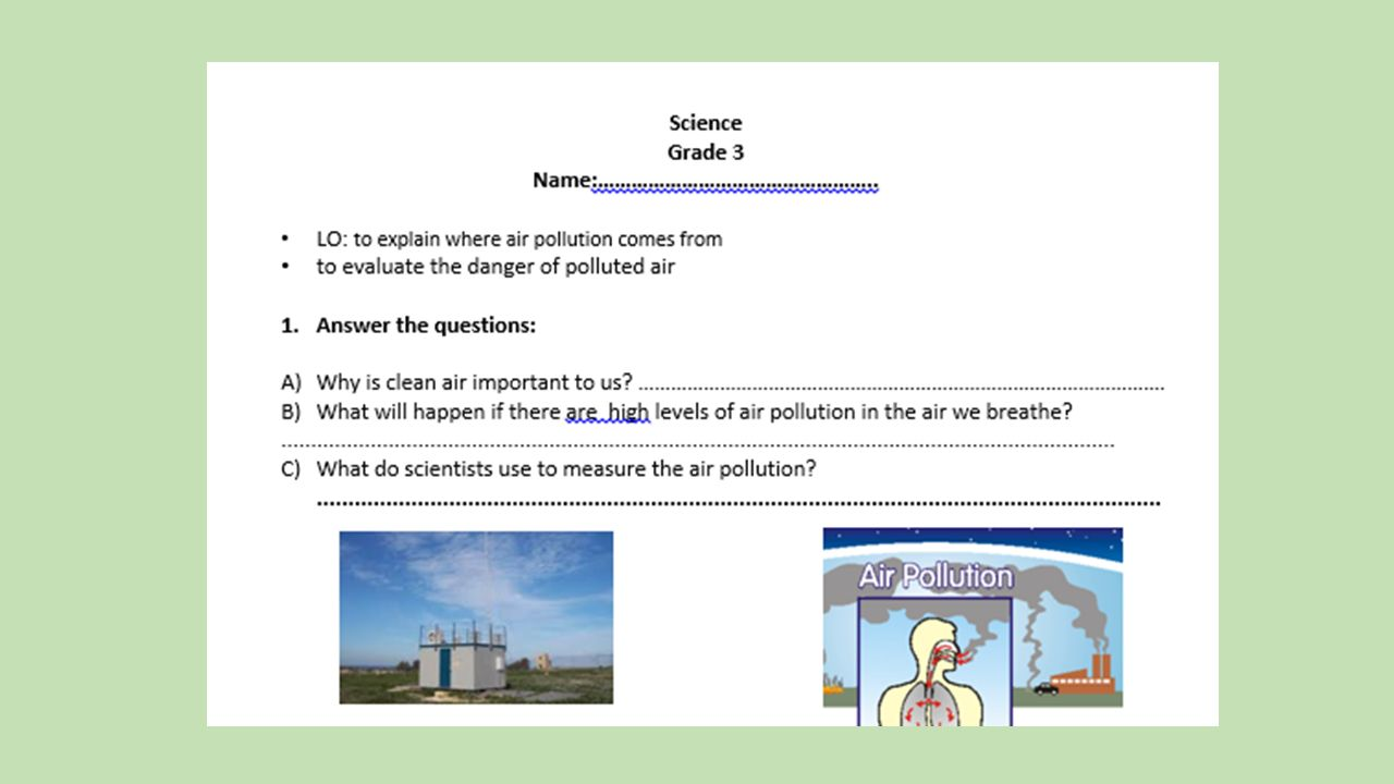 worksheet Pollution Worksheets workbooks pollution worksheets free printable for pre science grade 3 how we affect our world lo to explain where air worksheets