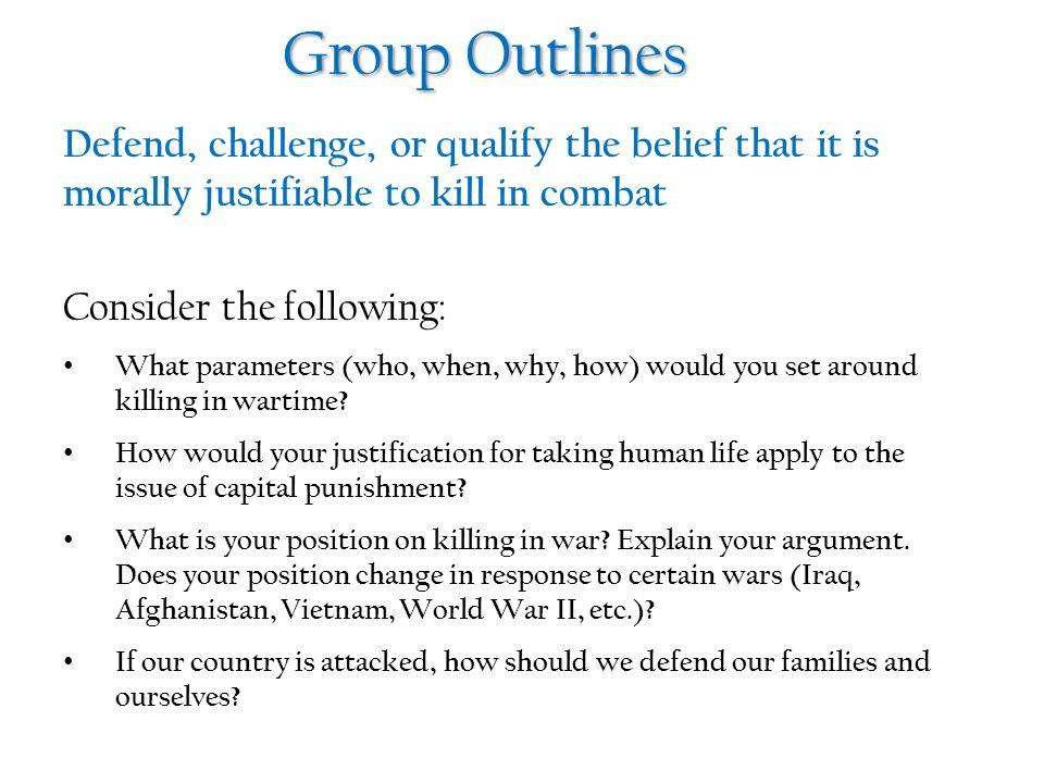defend challenge qualify essay