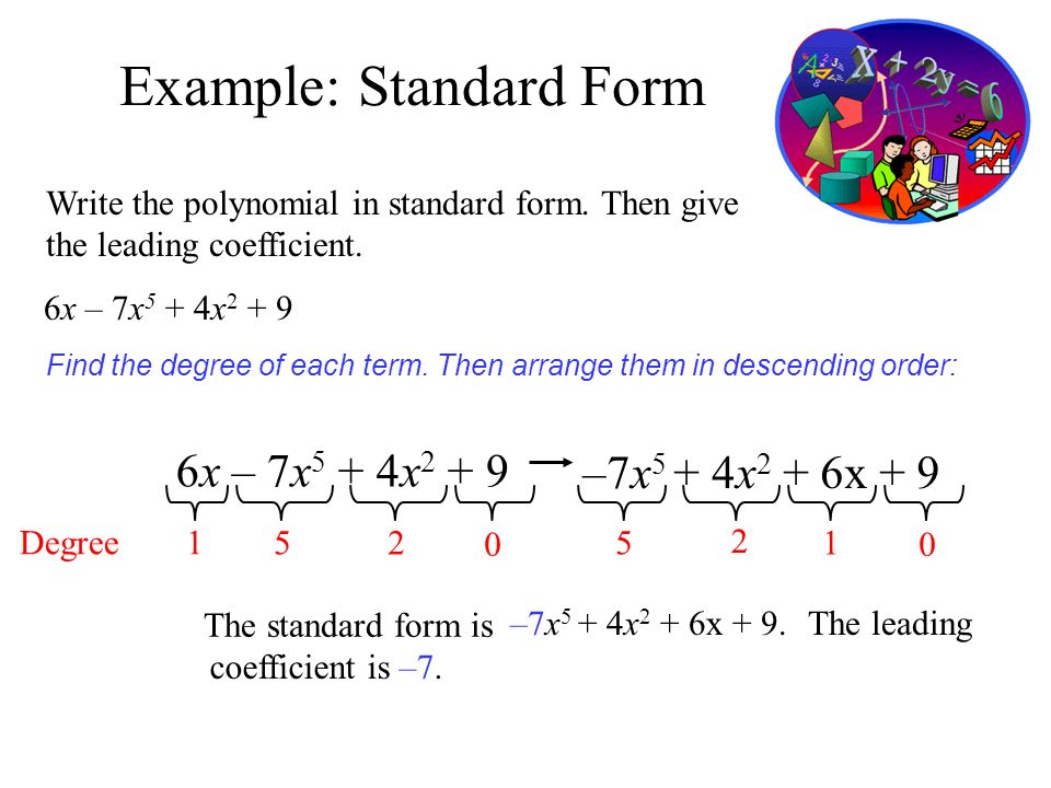 Adding and Subtracting Polynomials Section 8-1. Goals Goal To ...