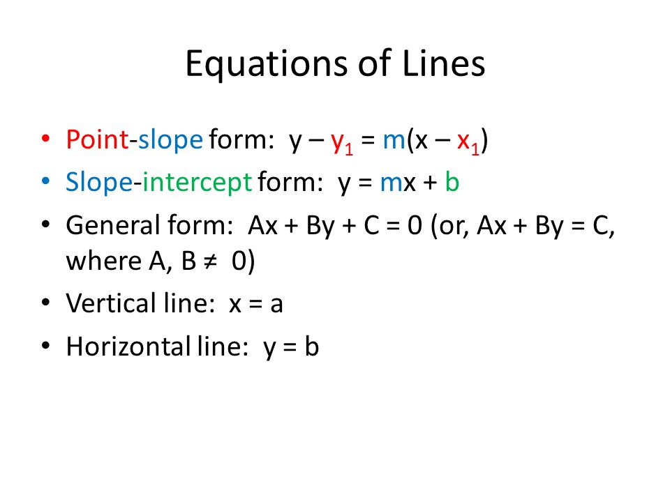 P.2 Linear Models & Rates of Change 1.Find the slope of a line ...
