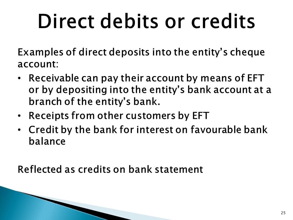 Direct Deposit Form Template Free Pdf Documents Download. Chapter Cash And  Cash Equivalents Overview What We Will Be