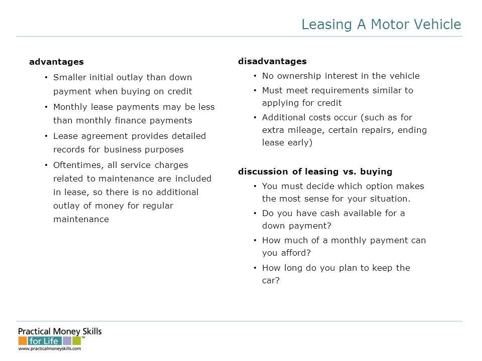 Car Loans And Insurance Presentation Slides Costs Of Owning And