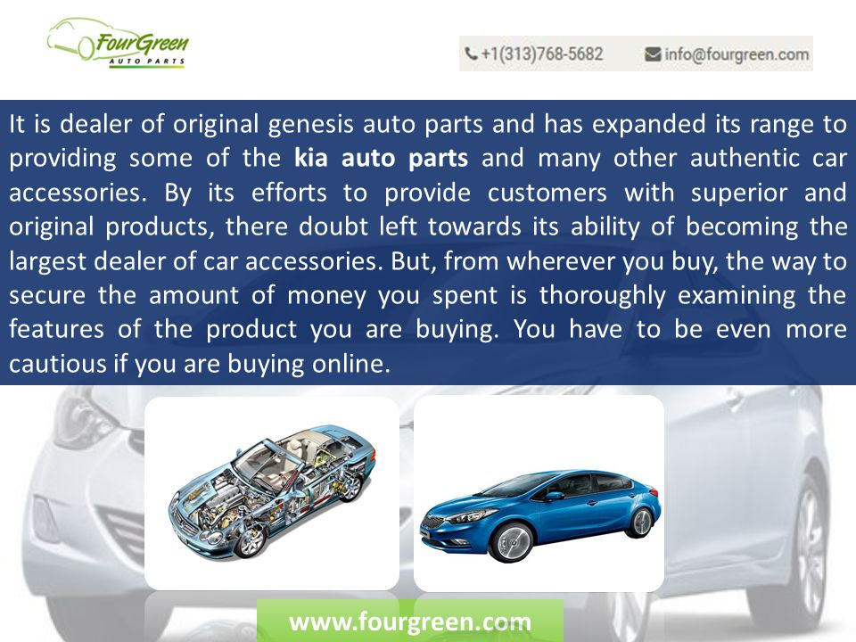 Save Yourself from Buying Fake Auto Parts Online An online trader ...