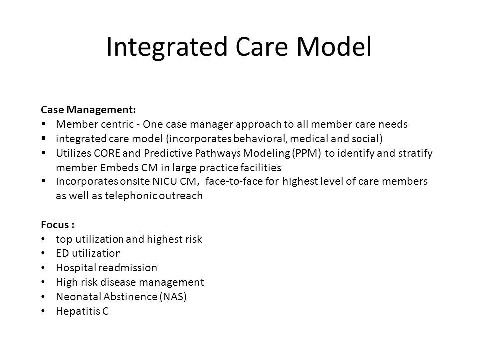 integrated case Our integrated case management programs (icm) reduce death and severe diseases by ensuring that prompt diagnosis and effective treatment for malaria,.