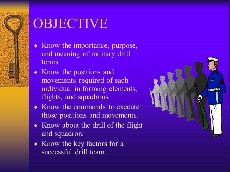 Drill & Ceremonies AF MANUAL 36-2203
