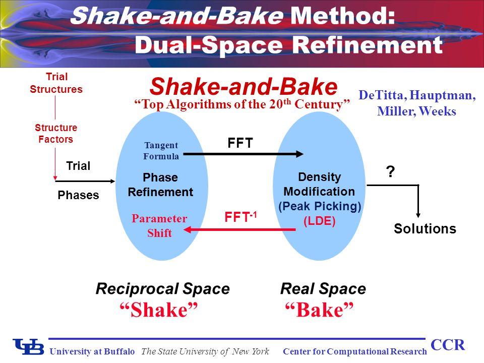 shake and bake method