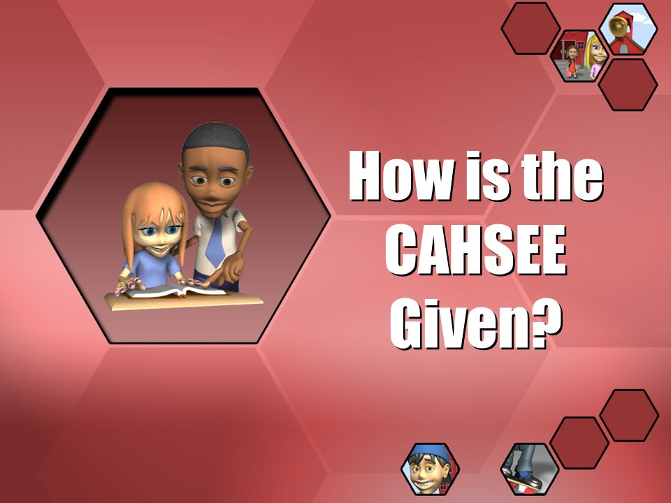 Would I pass the CAHSEE if I wrote the wrong type of essay?