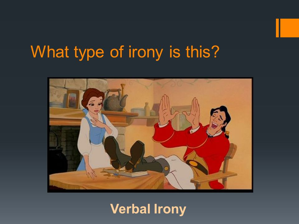 the use of irony in kate Get an answer for 'what are examples of verbal, situational, and dramatic irony in the story of an hour by kate chopin (1 each)' and find homework help for other the story of an hour questions at enotes.