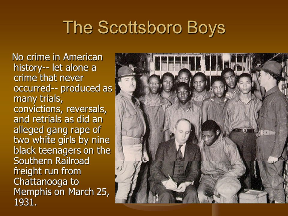 www scottsboro trial essay This student essay consists of approximately 4 pages of analysis of to kill a mockingbird and the scottsboro boys trial.