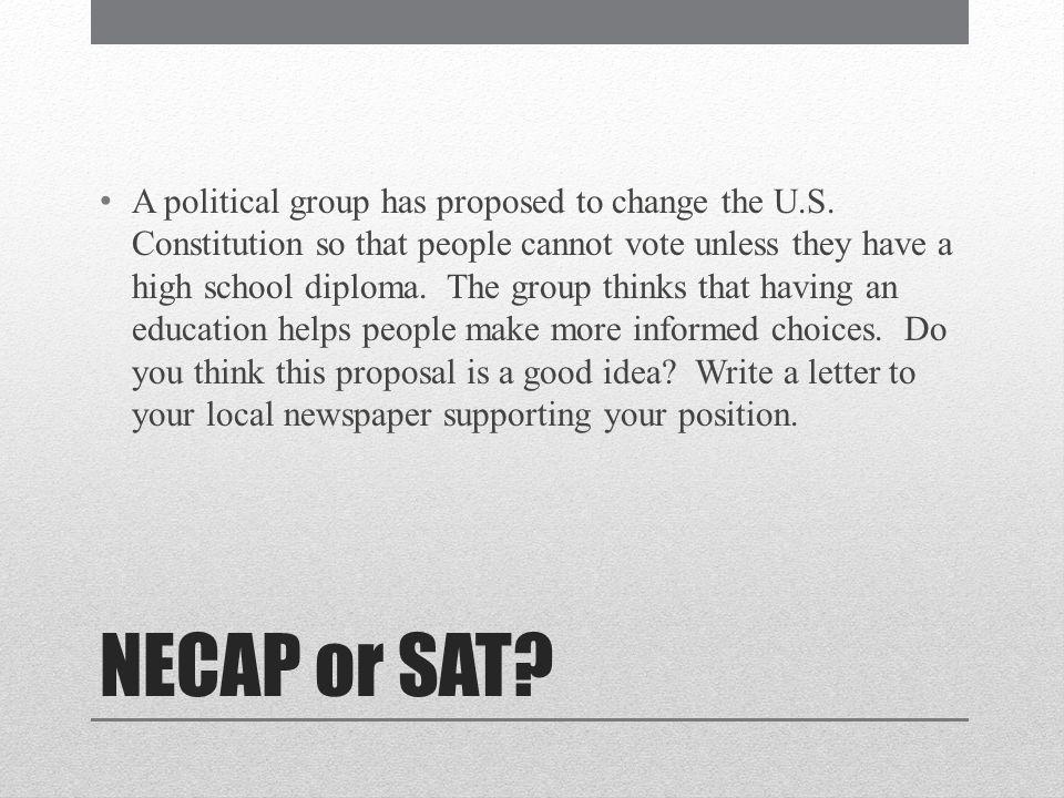 Please grade my SAT practice essay (Please grade on 1-6 scale)?
