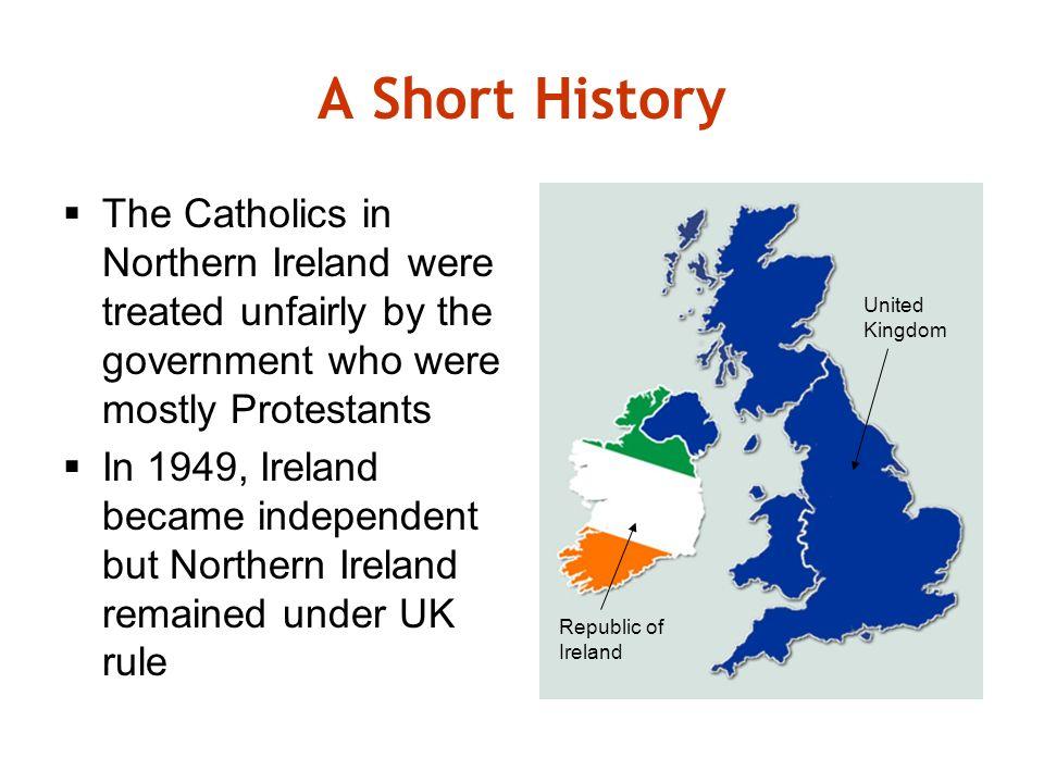 history of northern ireland essay