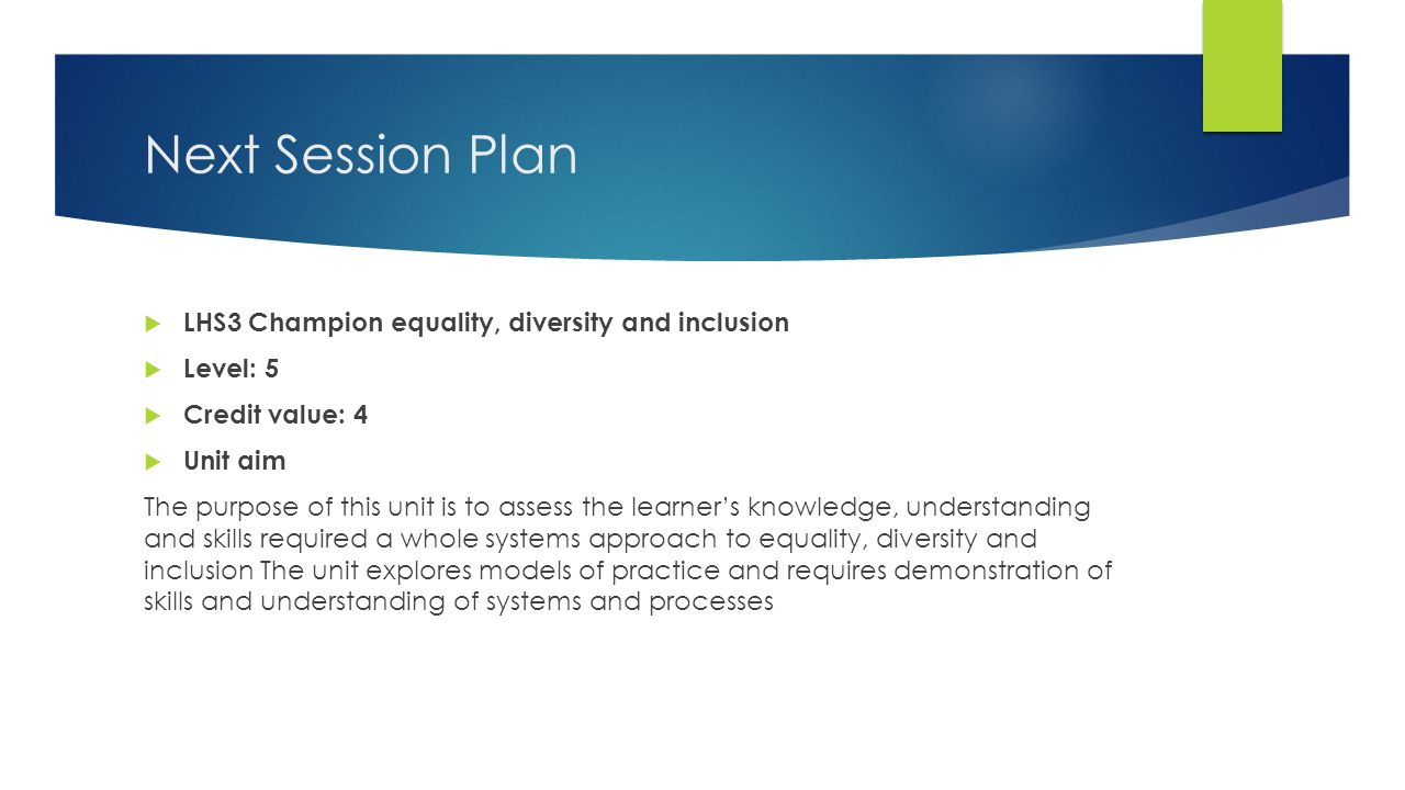 champion equality diversity Disability equality champion i am a firm believer in equality of opportunity within the university and this applies to assessment as much as anywhere else.