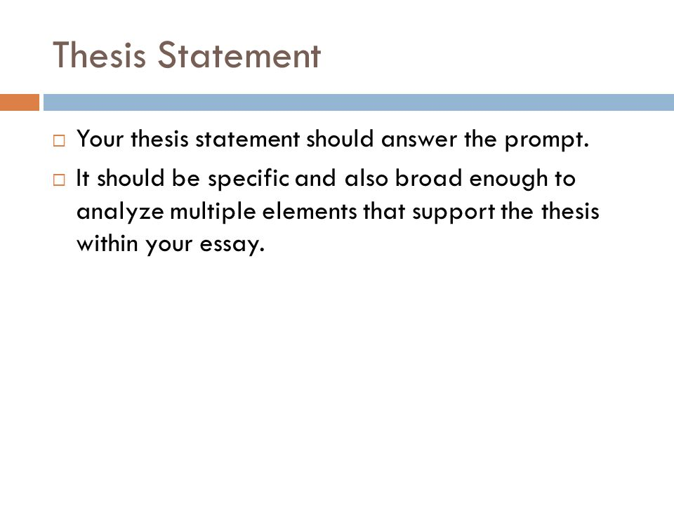 literary analysis essay writing the introduction  provide the  thesis statement  your thesis statement should answer the prompt