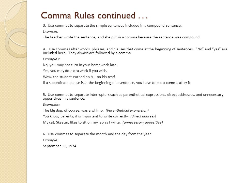 There are five fundamental units of grammatical structure ...
