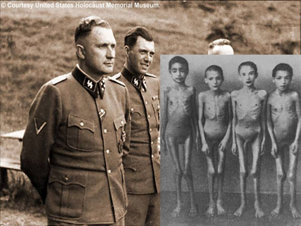 Sex change operations during holocaust