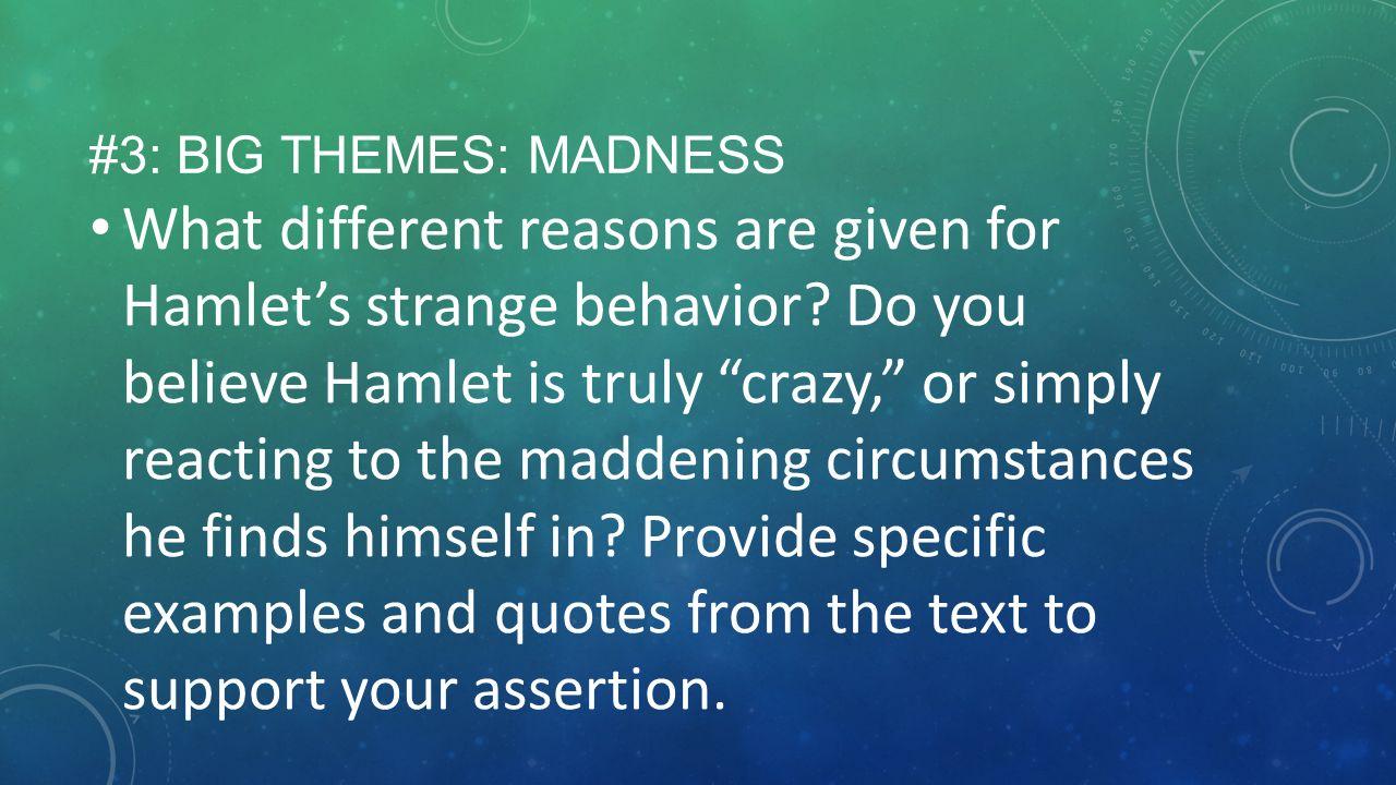 reaction paper for hamlet