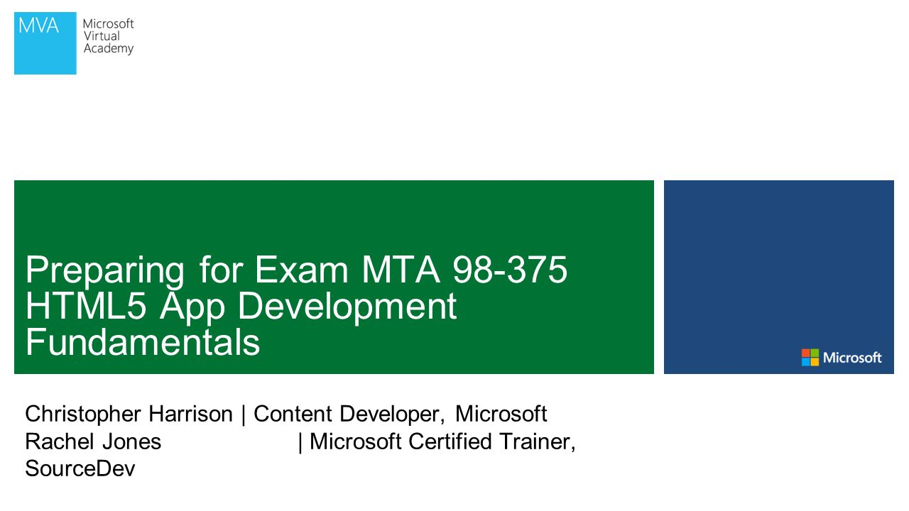 Microsoft Virtual Academy Certification Funfndroid