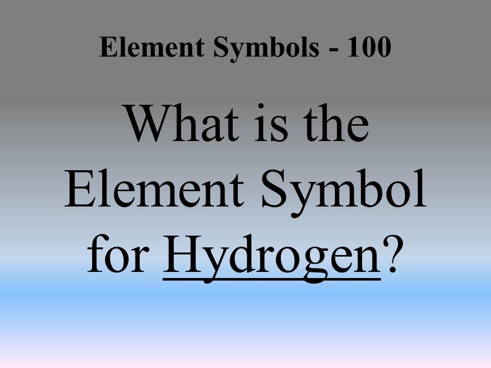 Atomic jeopardy review element symbols atomic particles atomic 3 element urtaz Image collections