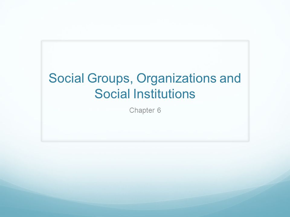 Social Groups Two or more people who share some attribute and interact with one another Primary Group: a small group who engage in intimate face-to-face interaction over an extended period (family, close friends) Influences an individual's social identity Contributes to each other's personal development, security, and well-being Secondary Group: a large, usually formal, impersonal, and temporary collection of people who pursue a specific goal or activity ( classes, sport teams, company employees) pursue a specific goal or activity Structured Fulfill instrumental needs