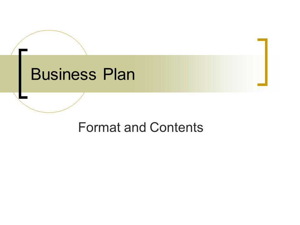 Sample of industry analysis for business plan