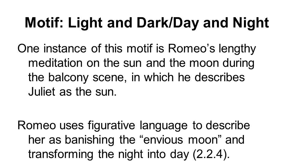 Motifs In Romeo And Juliet Fall Semester Unit 2 Motif A
