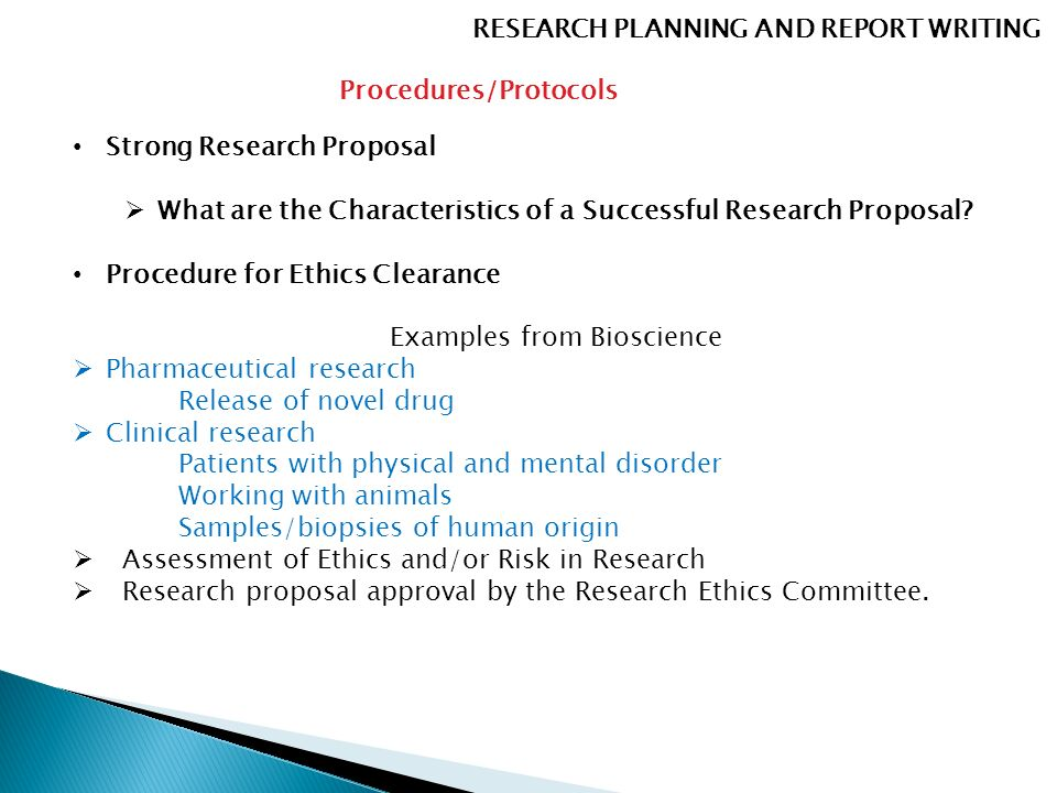 Dissertation Research Proposal