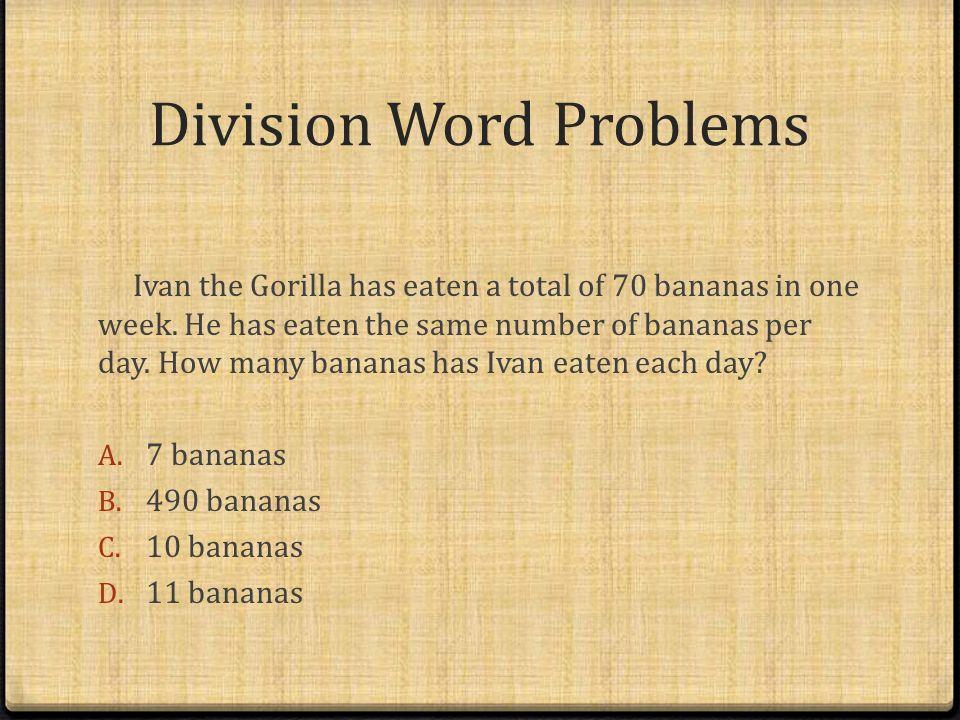 Solve Long Division Problems