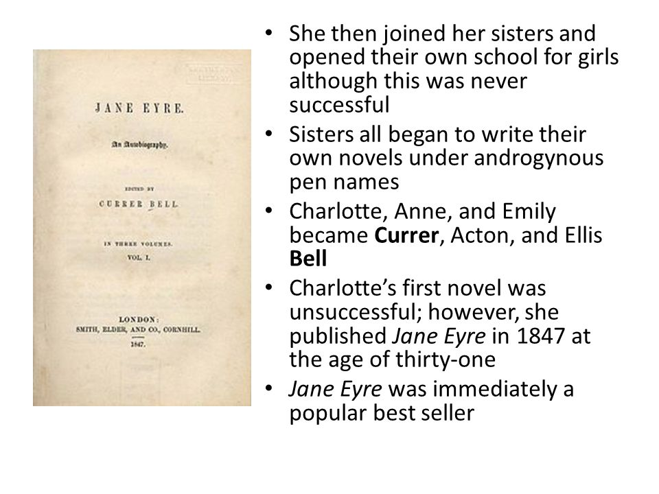 help jane eyre thesis statement Choose one or more aspects of charlotte brontë's life and discuss how she transferred these facts into fiction in jane eyre i thesis statement: many aspects and experiences of charlotte brontë's life can be seen in jane eyre's life i thesis statement: charlotte brontë's religious.