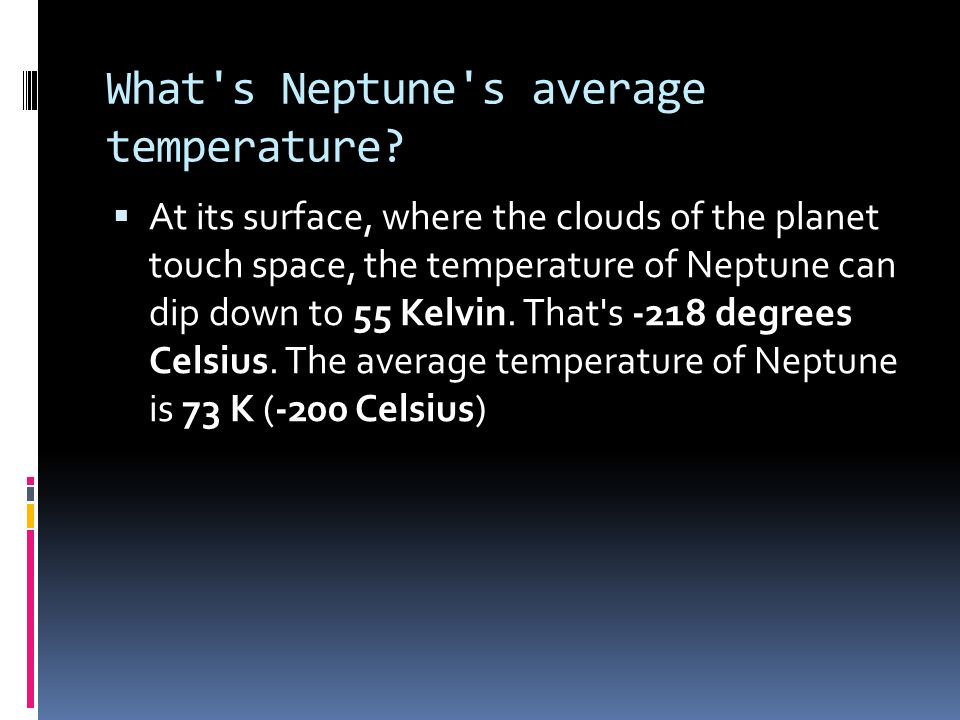 What does Neptune look like? The particles of icy methane in the ...