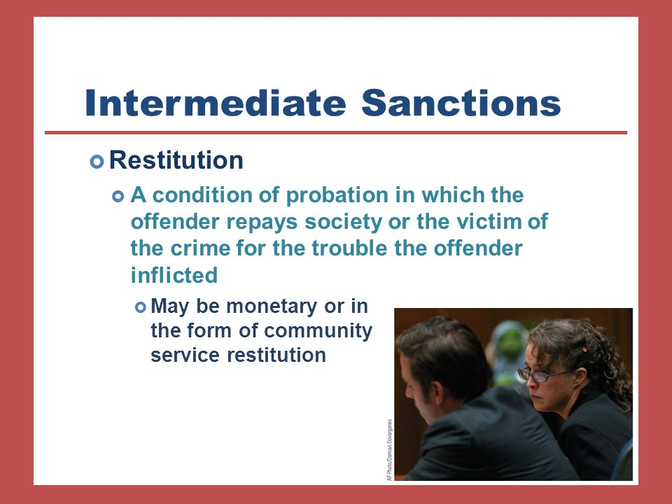 conditions of probation