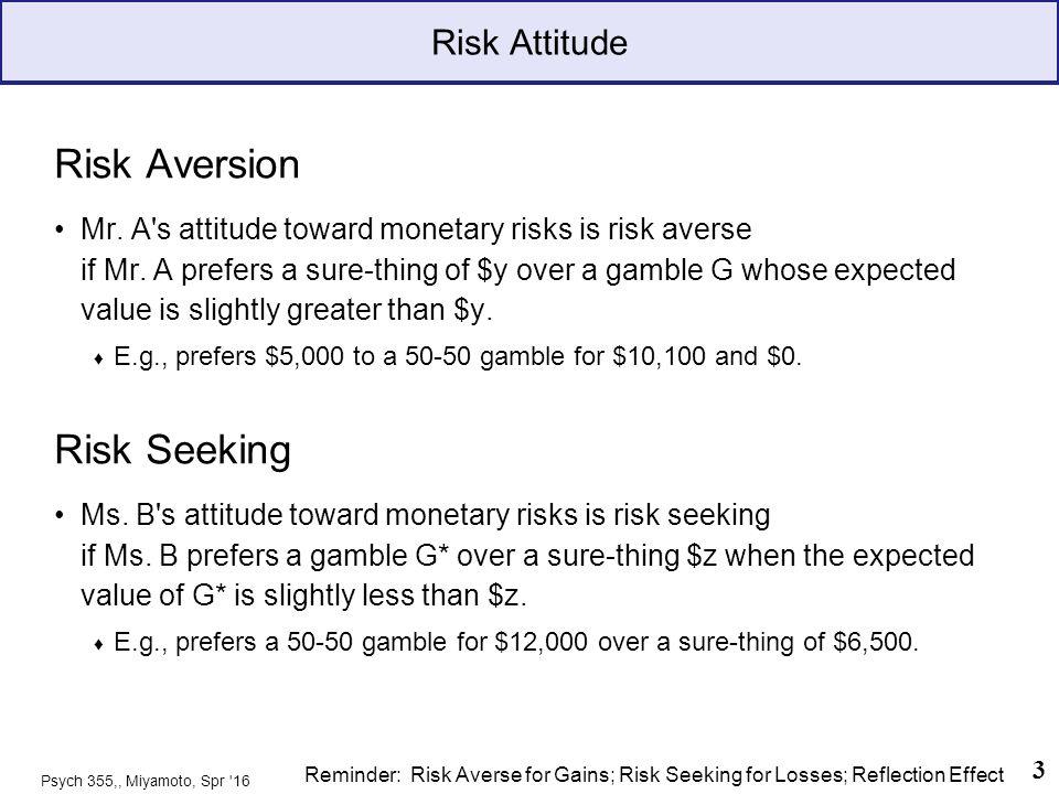 3 risk