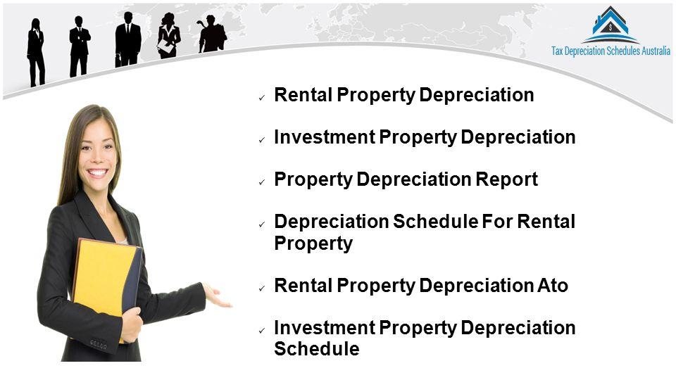 Tax Depreciation Schedules Australia. Depreciation Schedule Tax ...