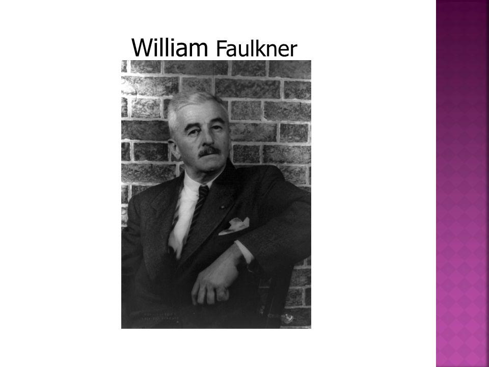 biographical essay of william faulkner William faulkner essays ellison nyuton william faulkner: william shakespeare - mini biography - duration:.