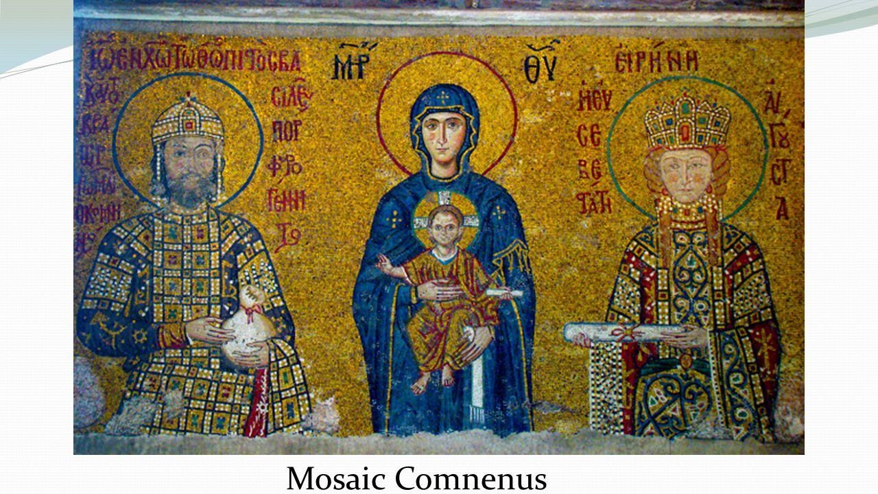 Mosaic Comnenus
