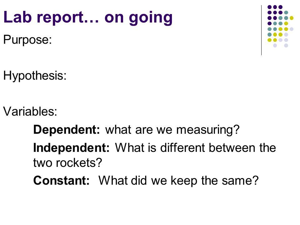 4 lab report