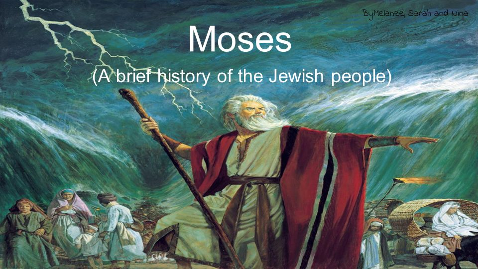a brief history of the jews A survey of jewish art, from the bible to today jewish art: a brief history contrary to popular perception, jewish art dates back to biblical times.