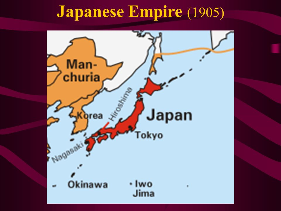 Japanese Empire (1905)
