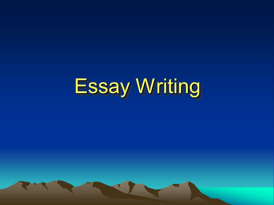 essay writing  checking exercises criteria of a good composition     essay writing