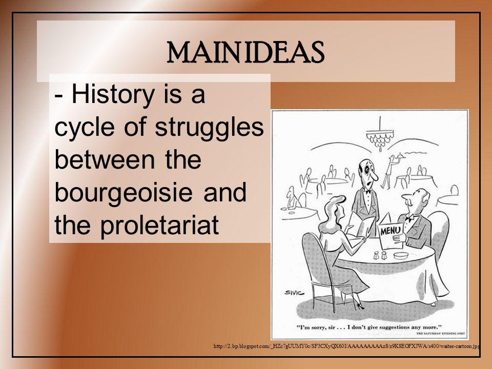 proletariat vs bourgeoisie essay