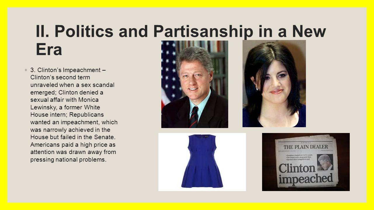 II. Politics and Partisanship in a New Era ◦ 3.