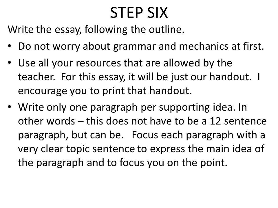 1 write an essay Ответы и объяснения