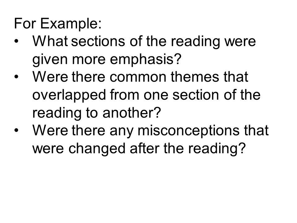 Writing an in class essay