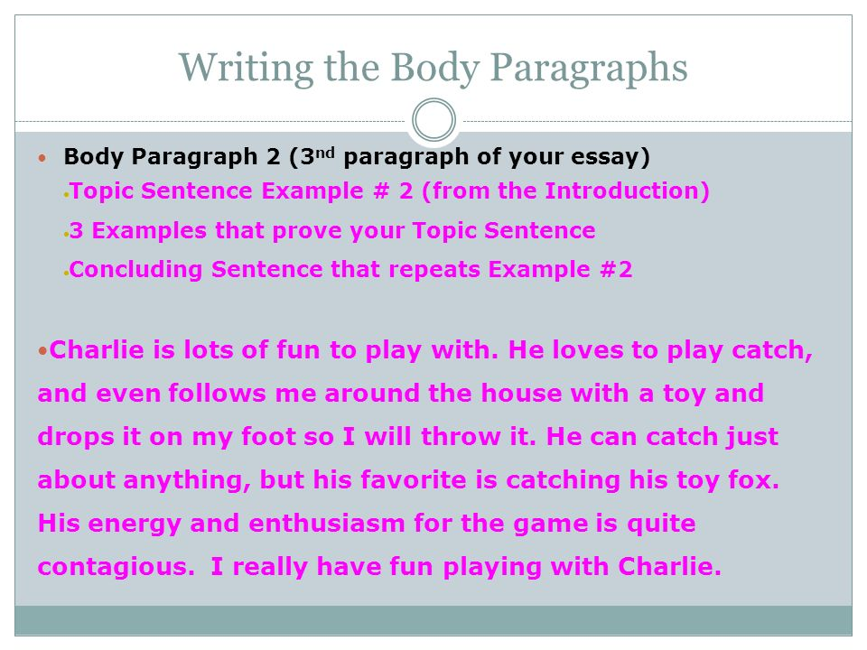 introduction paragraph of narrative essay