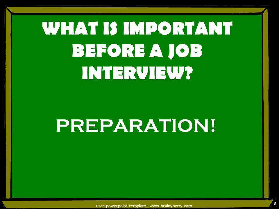 Preparing for a job interview learning outcome 1prepare for what is important before a job interview preparation toneelgroepblik Images