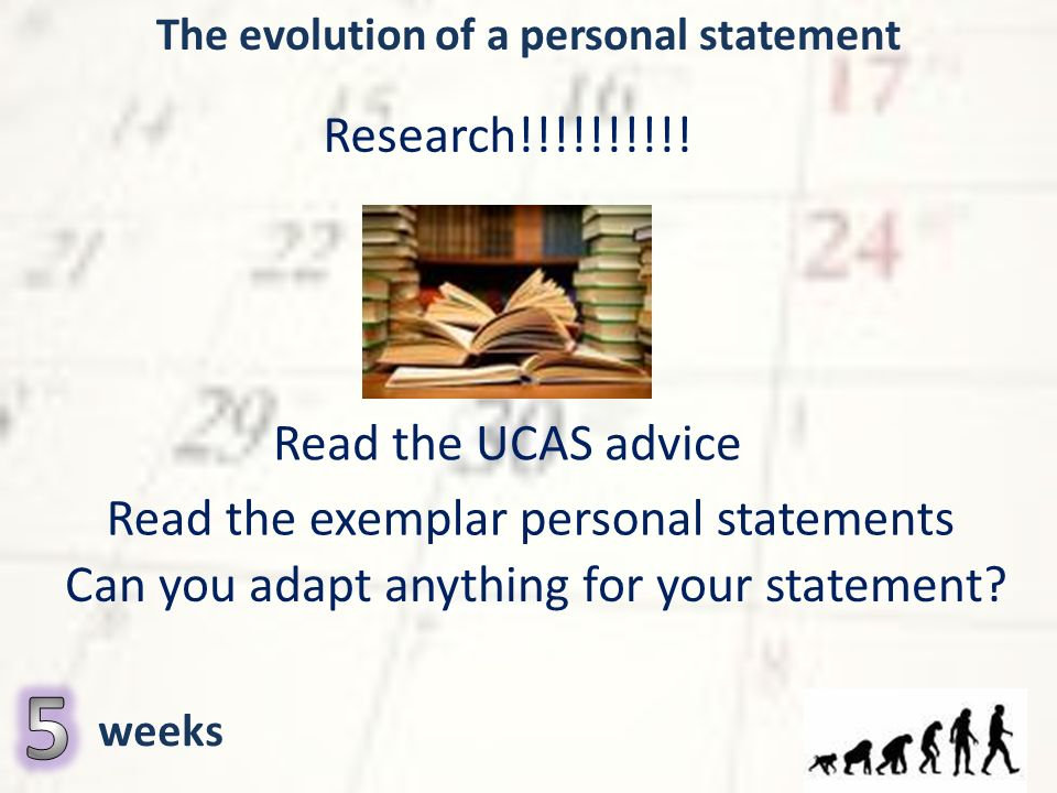 a personal statement for the ucas When it comes to studying in the uk there's no easier way than doing it through a ucas admission however, this wonderful program demands every applicant to send a personal statement ucas international student.