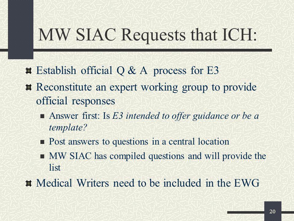 Ich Protocol Template. imp dossier impd guidance. wa health research ...