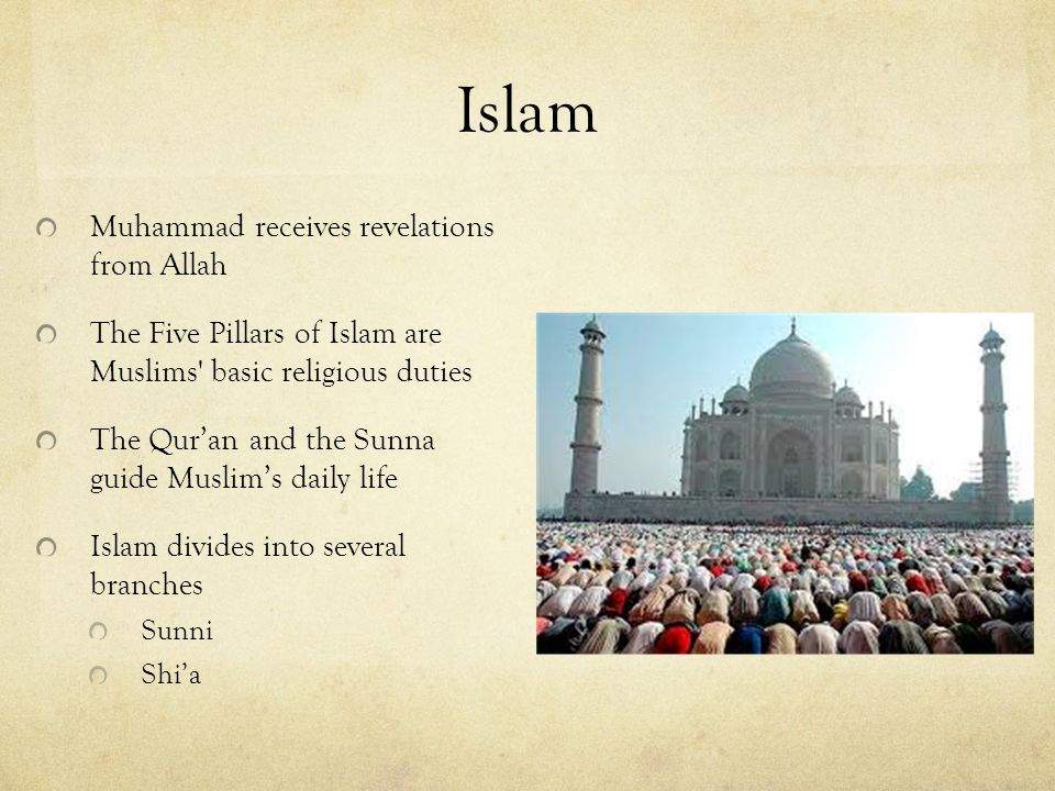 the five pillars of islam the teachings of muhammad that helped spread islam