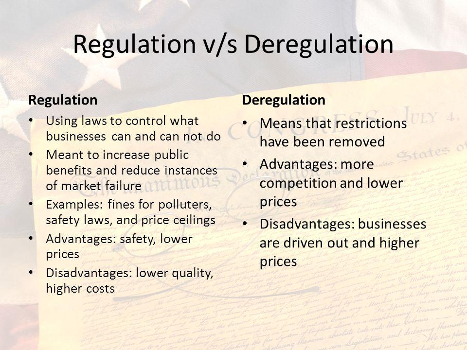 10 Regulation ...