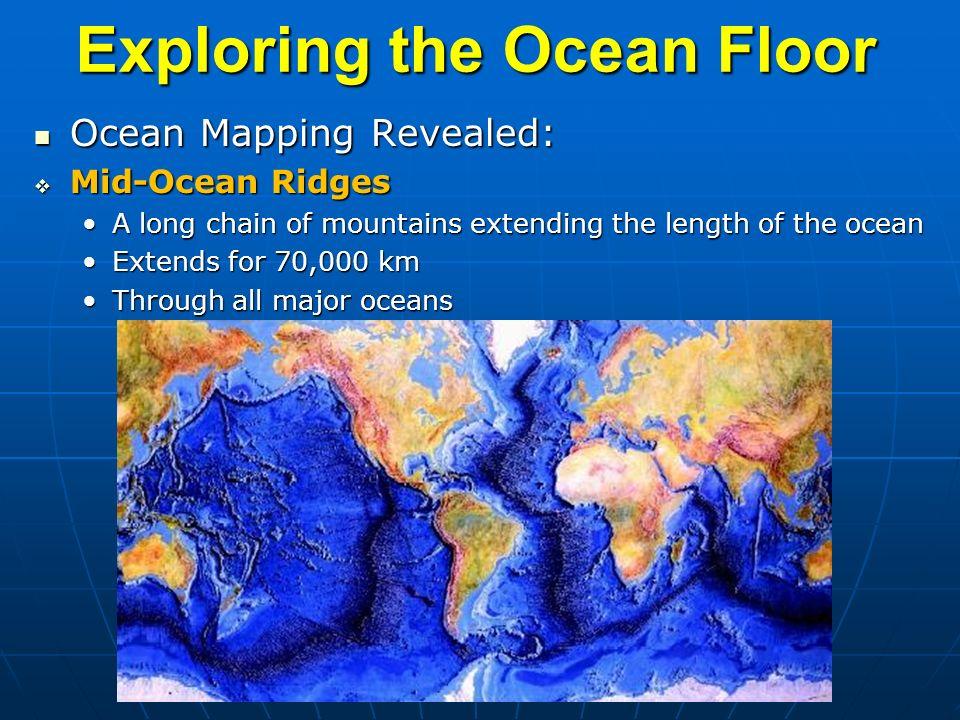 6 Exploring The Ocean Floor Ocean Mapping ...