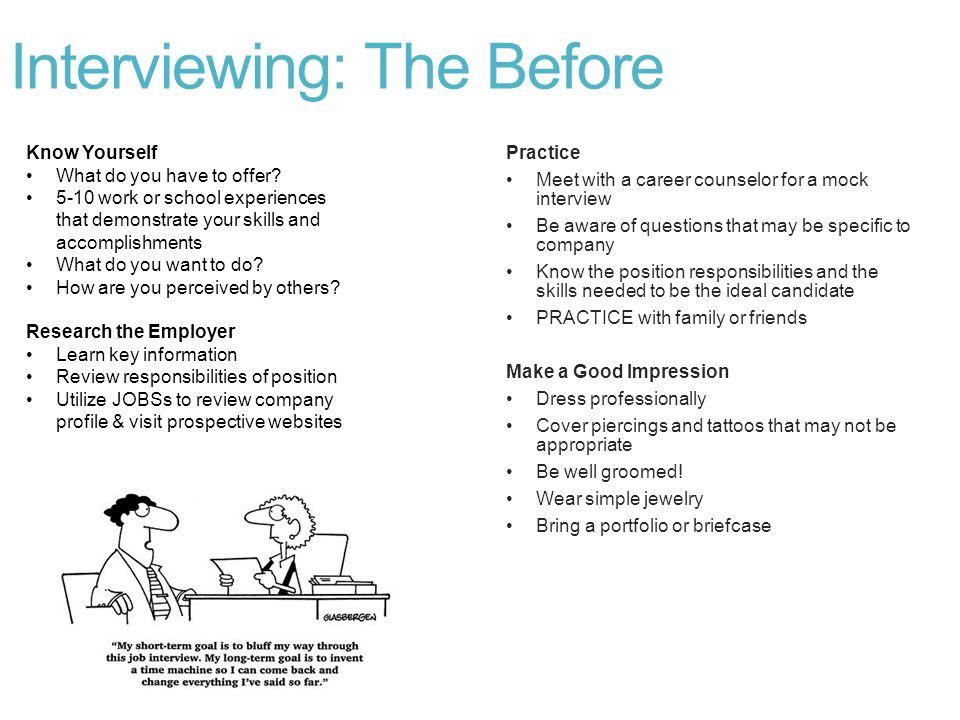 how to make a job portfolio